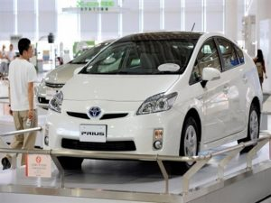 Latest Toyota Cars In Japan	 Defying Recession Japan39s Green Cars Surge In Popularity