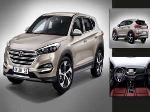 New Suvs For 2016 This Is Hyundai39s All New 2016 Tucson Compact Suv