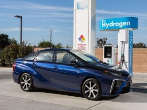 2017 Toyota Mirai 2017 Toyota Mirai Price Stays Same Fuel Cell Car Adds New Color