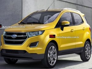 New Cars In India 2017 All New Ford Ecosport Expected To Launch 2017 Latest Car News