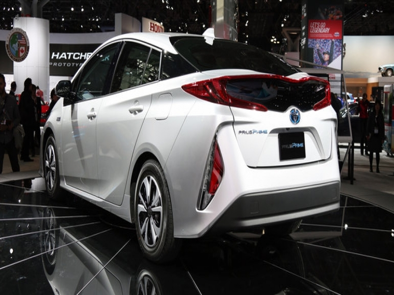 Toyota New Cars 2017 Models 2017 Toyota Prius Prime Plug In Hybrid Model Revealed At New