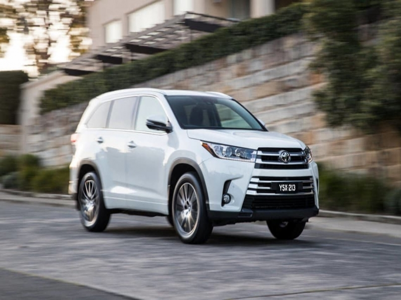Toyota New Car 2017 Price 2017 Toyota Kluger New Car Sales Price Car News Carsguide